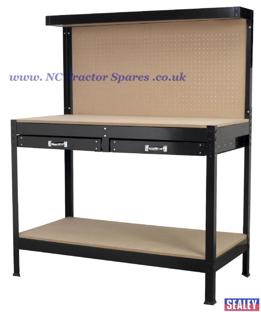 Workbench 1.2mtr with Drawers